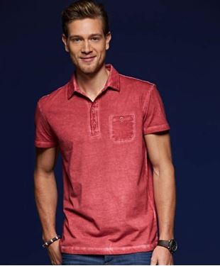James & Nicholson Mens Gipsy Polo