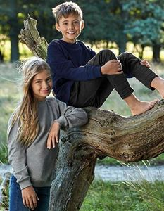 Kids Sweatshirt Organisch Katoen
