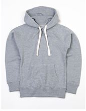 Picture of Mantis Womens Superstar Hoodie Heather Grey