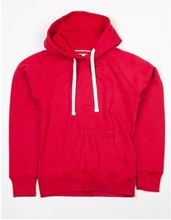 Picture of Mantis Womens Superstar Hoodie Warm Red