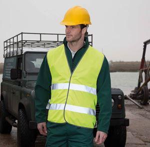 R200X - Hi-viz Motorist Safety Vest
