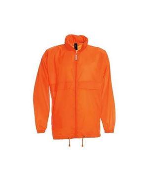 Oranje Windjack B&C Sirocco