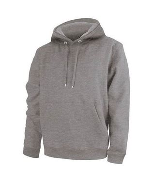 Picture of Kangool Hooded Sweat Grey Melange maat M