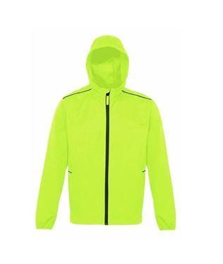 Men's Ultra Light, TriDri® Layer Softshell Yellow Maat XL