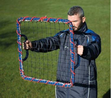 Hand-Held Rebounder Precision Training