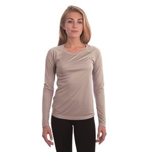 Ladies Solar Performance Long Sleeve T-Shirt UPF 50+