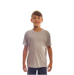 Youth Solar Performance Short Sleeve T-Shirt UPF 50+