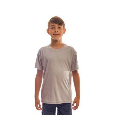 Youth Solar Performance Short Sleeve T-Shirt UPF 50+