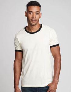 Next Level Apparel Men`S Ringer T-Shirt