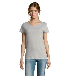 Sol's Dames T-shirt korte mouwen biologisch katoen