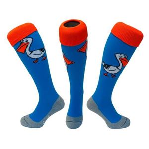 Hockeysokken Pelikaan Blauw
