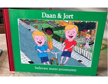 Daan & Jort beleven meer avonturen