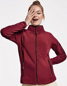 Roly Luciane Woman Microfleece Jacket
