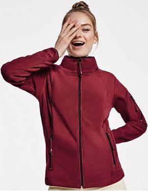 Roly Luciane Woman Microfleece Jacket