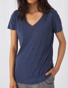 V-Neck Triblend T-Shirt Women