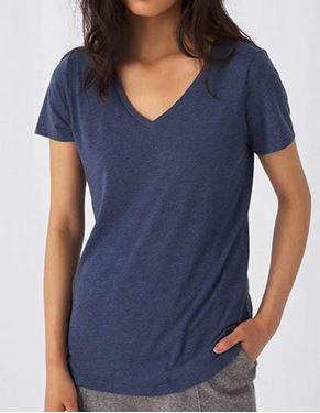V-Neck Triblend T-Shirt Women