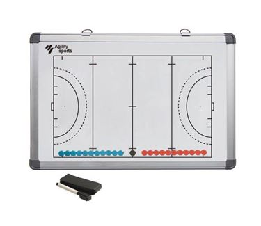 Agility Sports Coachbord 30 X 45 Cm Hockey