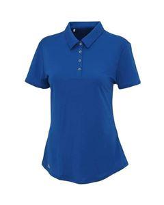 Afbeelding van Adidas Women's Teamwear polo EQT Blue XL