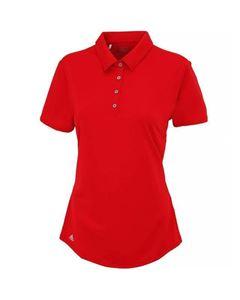 Afbeelding van Adidas Women's Teamwear polo Powe Red XL